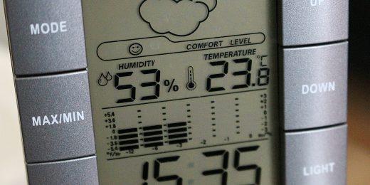 בקרת טמפרטורה