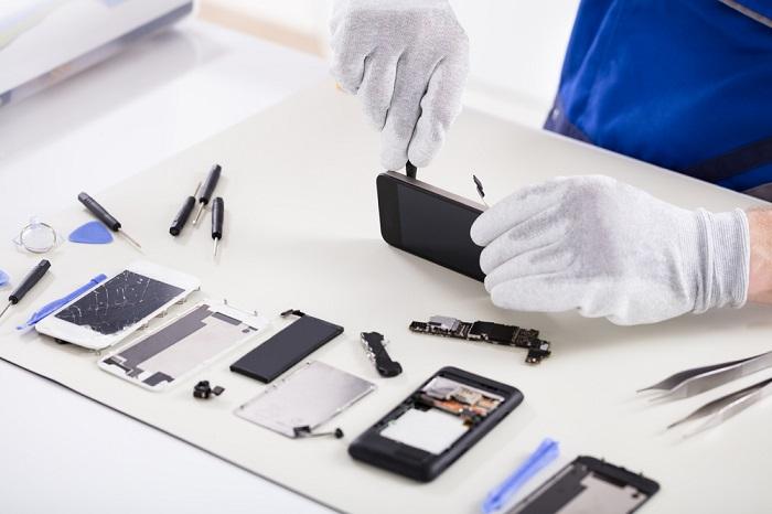 מעבדה לתיקון סלולרי